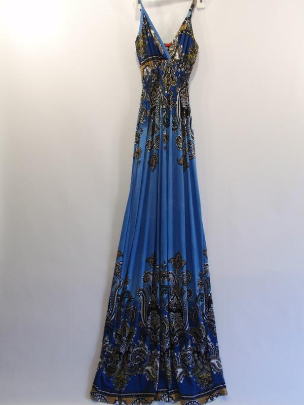 Чудесный сарафан платье макси в пол бренд Aftershock - Англия