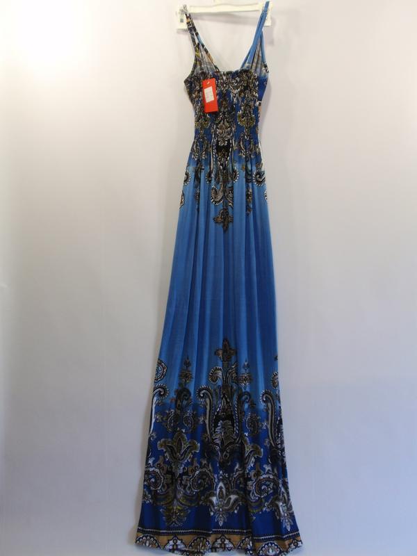 Чудесный сарафан платье макси в пол бренд Aftershock - Англия - Фото 2