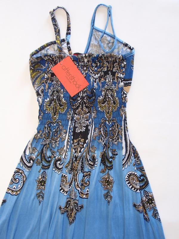 Чудесный сарафан платье макси в пол бренд Aftershock - Англия - Фото 4
