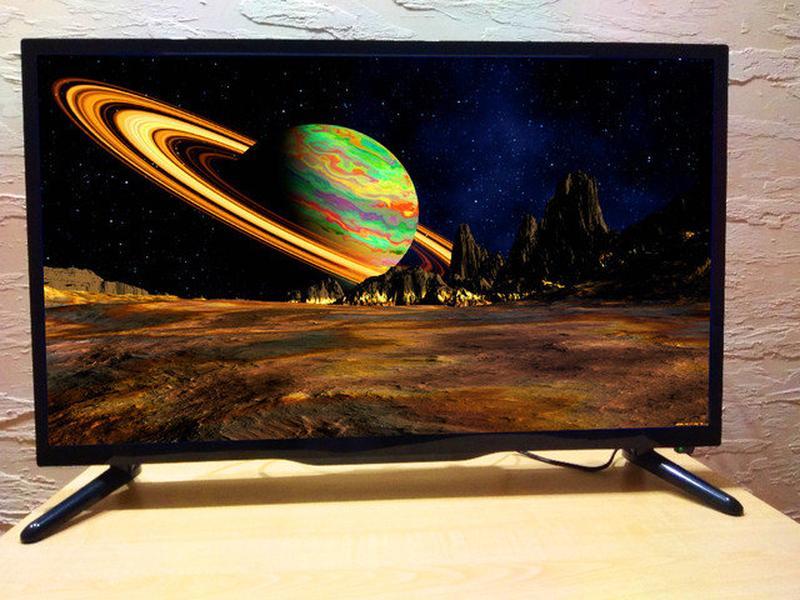 "LED Телевизор Samsung 32"" со SMART TV Т2 тюнер (Корея) Wi-Fi, USB - Фото 3"