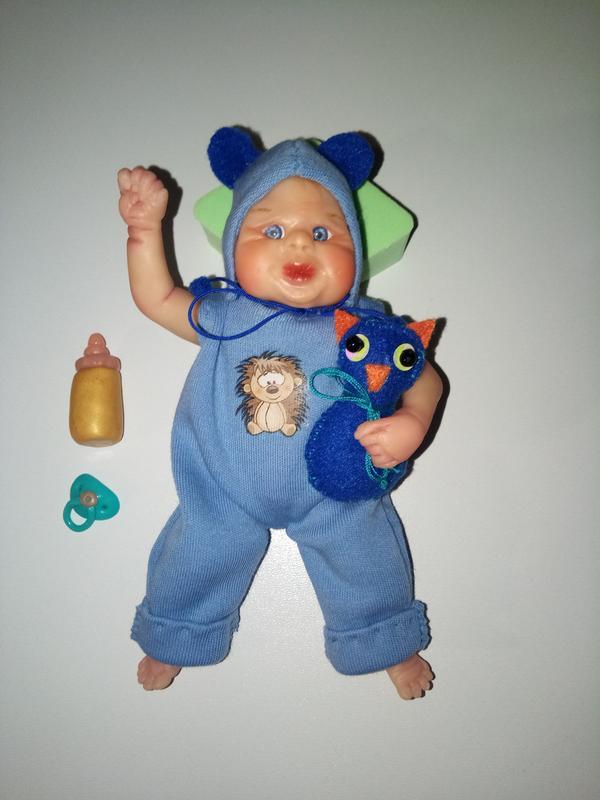 Кукла мини реборн - Фото 4