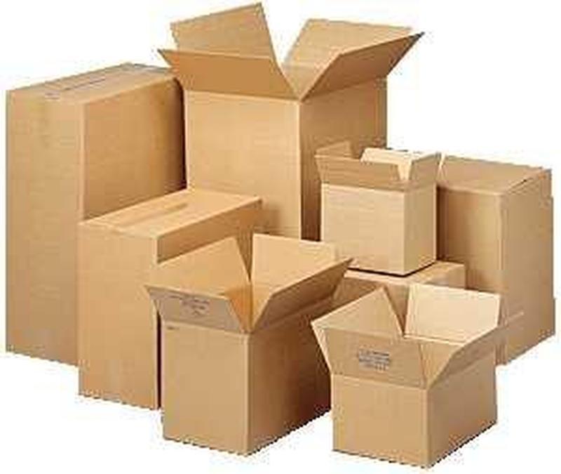 Упаковка из гофрокартона коробка ящик - Фото 2