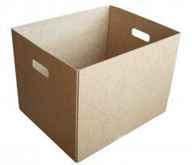 Упаковка из гофрокартона коробка ящик - Фото 3