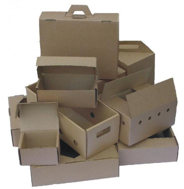 Упаковка из гофрокартона коробка ящик