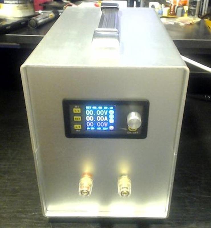 Лабораторный блок питания 0-50 Вольт, 0-20 Ампер =1000Wt. - Фото 2