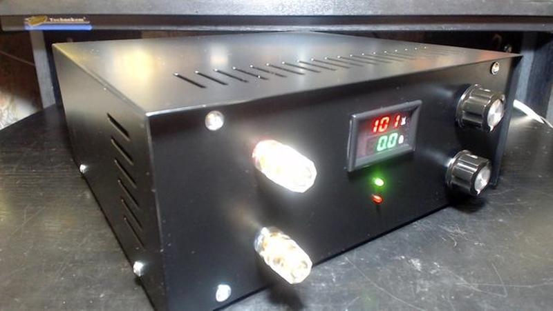 Лабораторный блок питания 100 вольт, 20 ампер 2000 ватт = 2 ки... - Фото 4