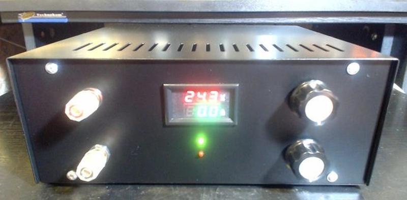 Лабораторный блок питания 100 вольт, 20 ампер 2000 ватт = 2 ки... - Фото 6