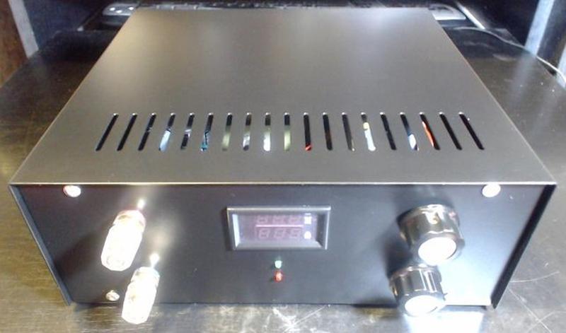 Лабораторный блок питания 100 вольт, 20 ампер 2000 ватт = 2 ки... - Фото 7