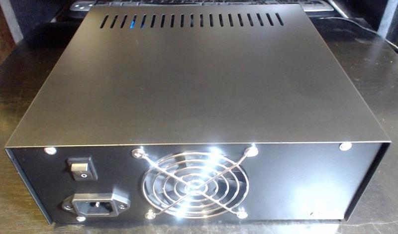 Лабораторный блок питания 100 вольт, 20 ампер 2000 ватт = 2 ки... - Фото 8