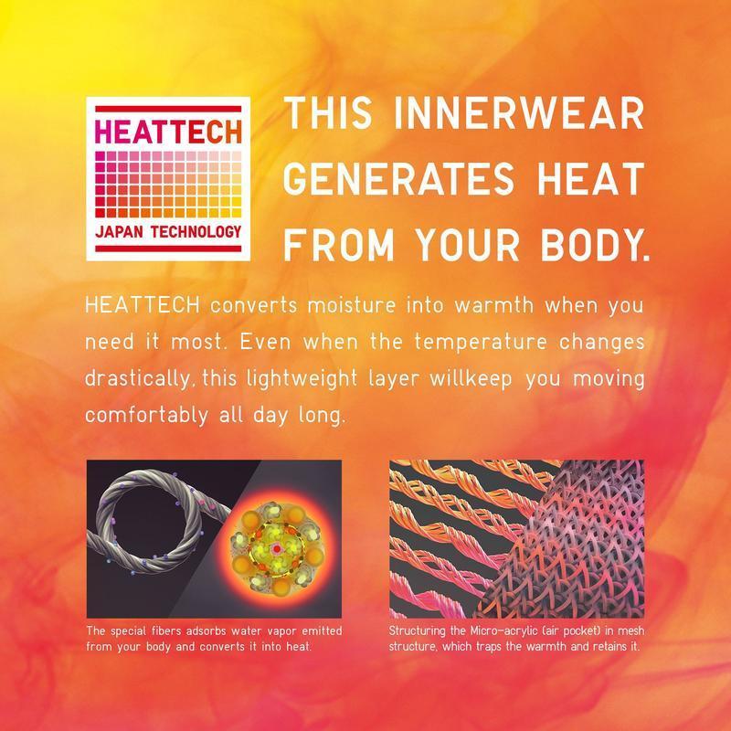 Термобелье uniqlo heattech - Фото 5