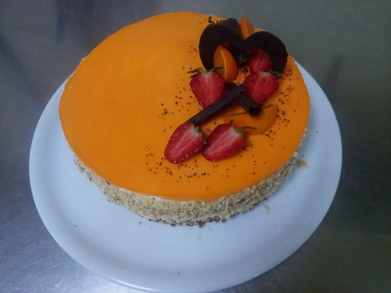 Пеку торты и десерты на дому