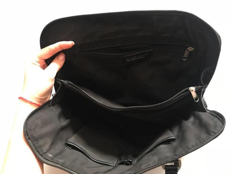 Кожаная сумка handmade - безумно дорогой бренд и очень ценится... - Фото 2