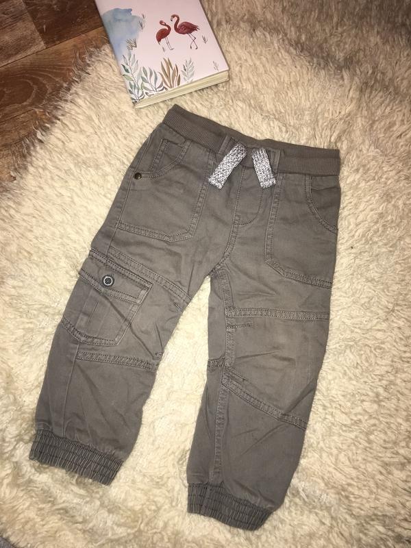 Штаны на мальчика, брюки джинсы с карманами