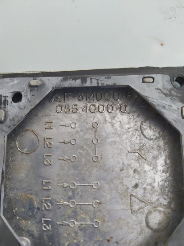 Электродвигатель F-31400-6 085.4000-0