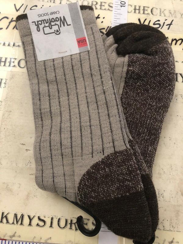 Носки с шерстью мериноса woolrich оригинал из сша - Фото 4