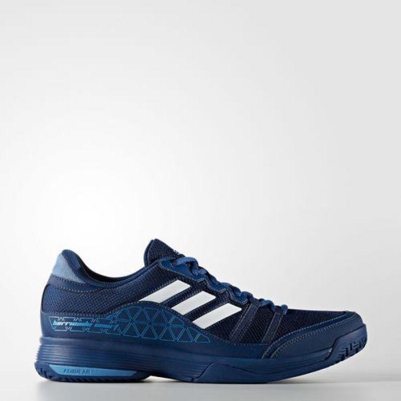 Мужские кроссовки adidas barricade court (ba9151)