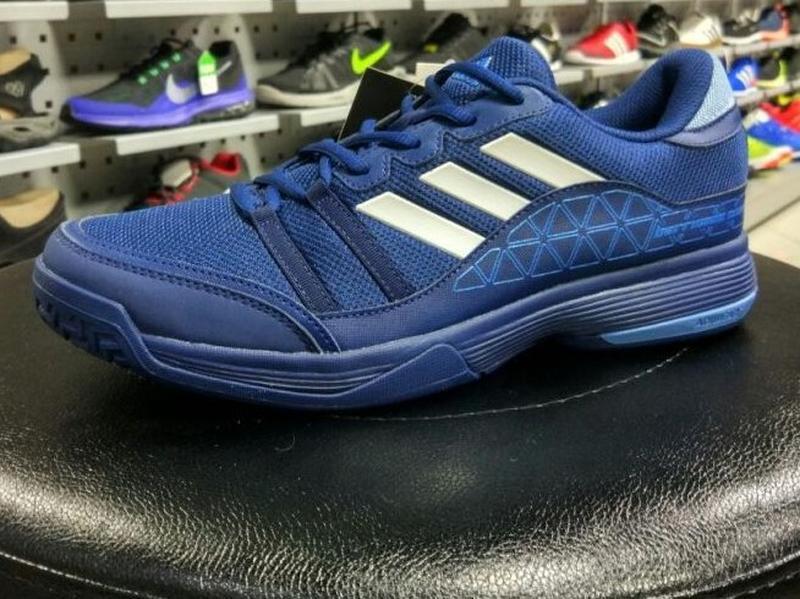 Мужские кроссовки adidas barricade court (ba9151) - Фото 4