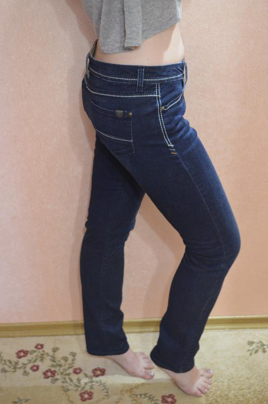 Темные джинсы molita slim straight - Фото 2