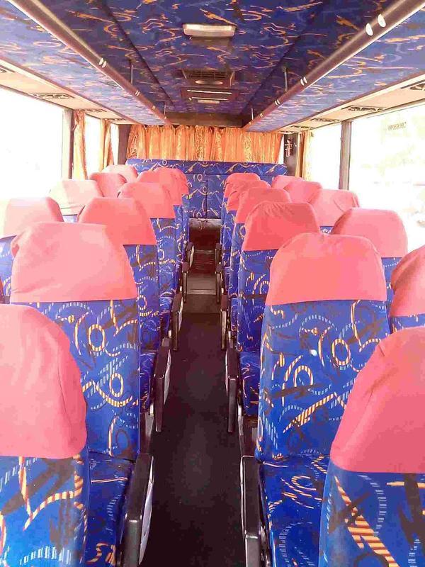 Аренда автобуса Mersedes-Bens - Фото 2