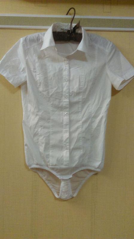 Блуза ,рубашка боди на рост 155