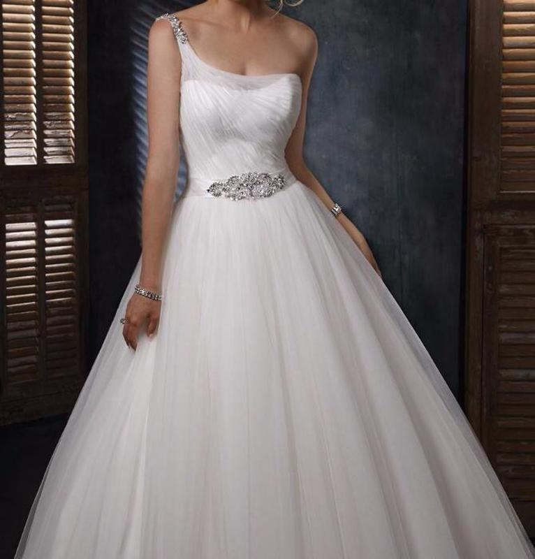 Свадебное платье Maggie Sottero- Annika Marie
