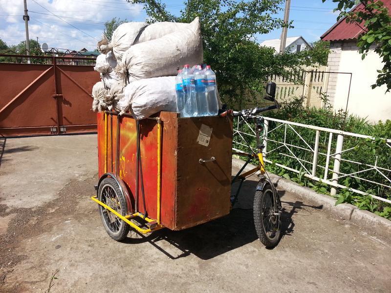 Велосипед грузовой - Фото 2