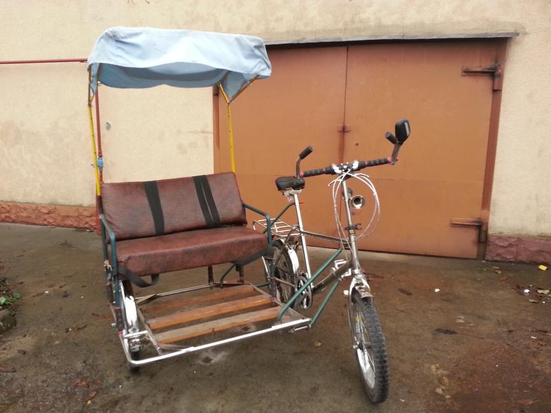 Велосипед грузовой - Фото 3