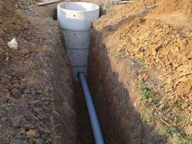 Оф проекта. Монтаж водопровода и канализации в Херсоне. Подключен