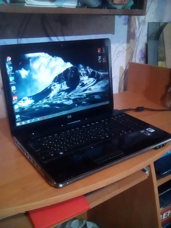 Продам ноутбук HP Pavilion dv6-1222eo