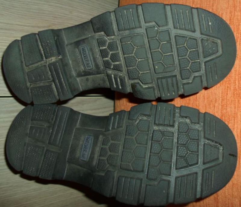 Ботинки берцы кожаные размер 38 - Фото 6