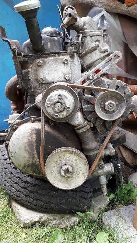 Двигун М408 - Фото 2