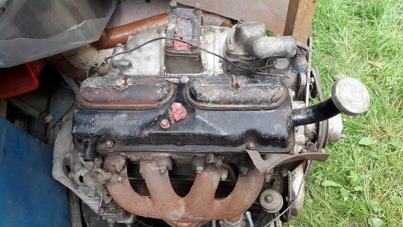 Двигун М408 - Фото 3