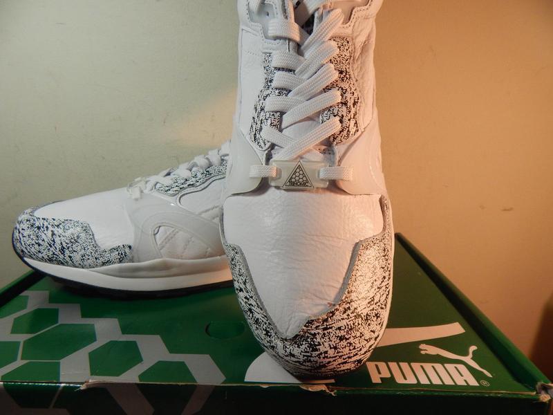 Кроссовки  puma trinomic xt2 plus snow splatter pack оригинал ... - Фото 5