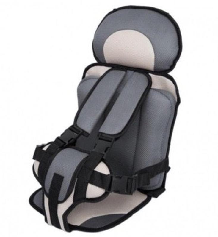 ХИТ опт дроп Детское автокресло кресло в Машину антиштраф 2 разме - Фото 6
