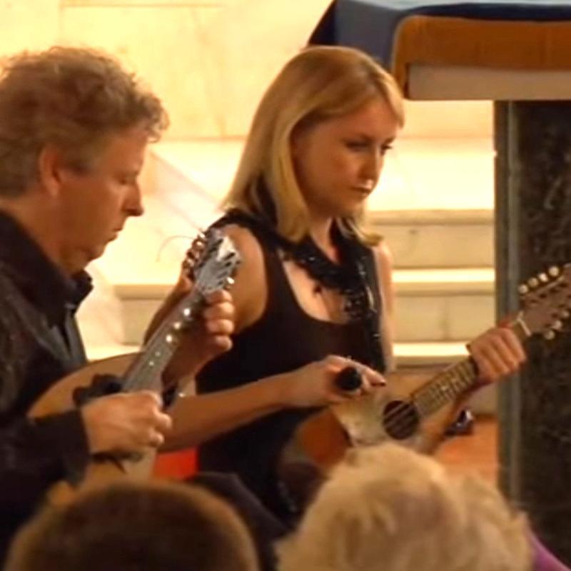Уроки игры на мандолине обучение репетитор преподаватель музыки - Фото 2