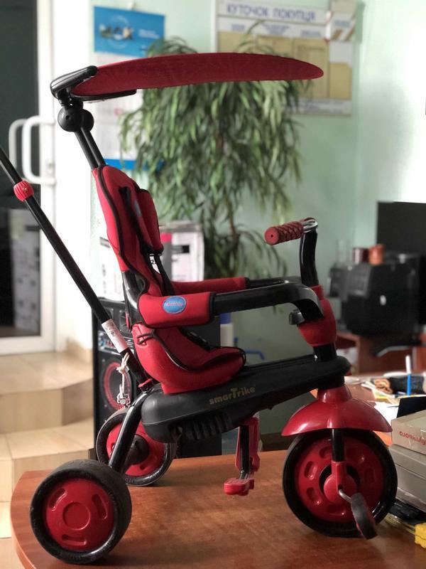 Детский велосипед Smart trike 3 в 1