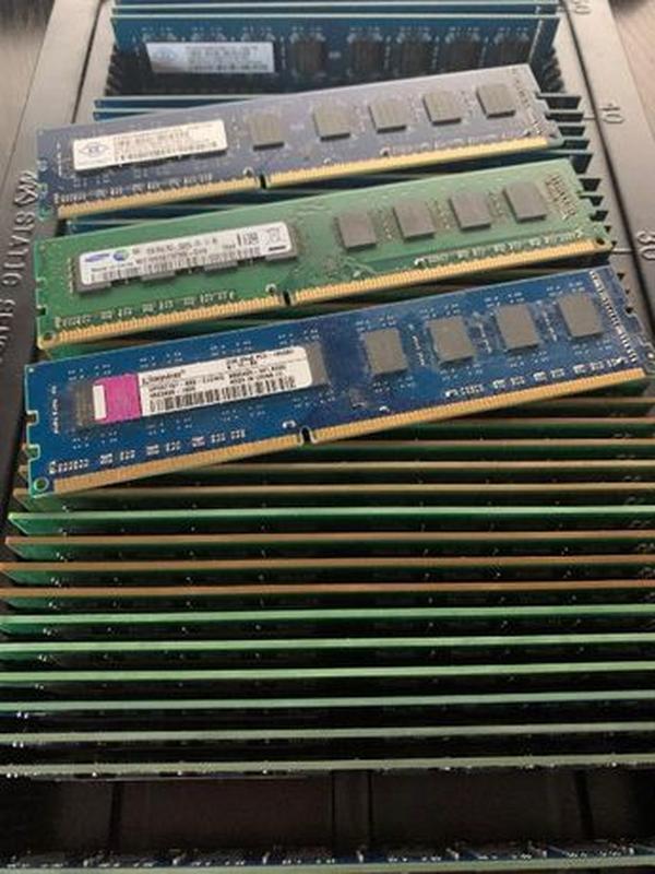 DDR3 2GB 1333 ( PC3 - 10600U DIMM )   Hynix   Samsung   Kingston