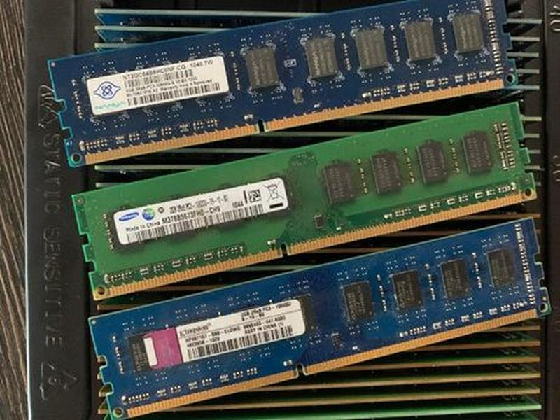 DDR3 2GB 1333 ( PC3 - 10600U DIMM )   Hynix   Samsung   Kingston - Фото 2