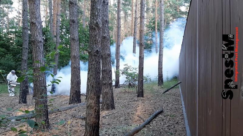 Дезінсекція від комарів - Фото 3