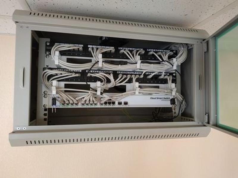 Настройка сети на оборудовании MikroTik, Cisco, Ubiquiti(UniFi... - Фото 3
