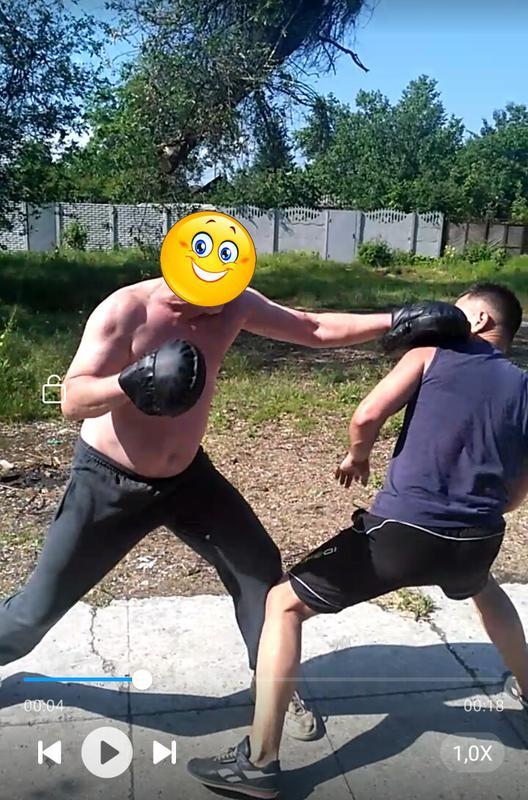 Рукопашный бой, ударная техника