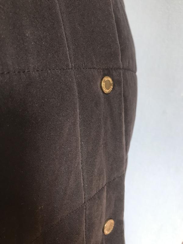 Курточка мужская осеняя чёрная стёганая размер с - Фото 5