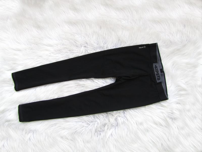 Стильные спортивные компрессионные лосины штаны брюки decathlo...