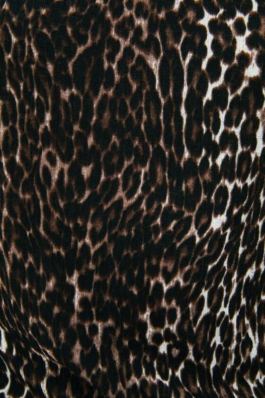 Zara фактурная футболка под горло - Фото 5