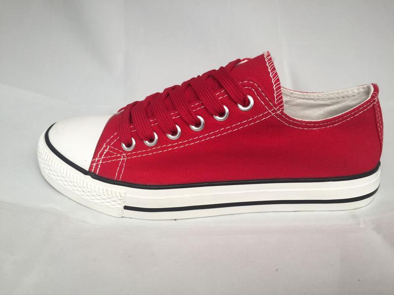 Красные кеды (36-44)