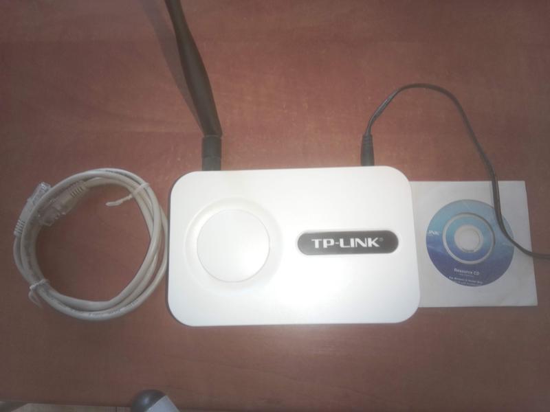 wi fi роутер TP-LINK WR340GD