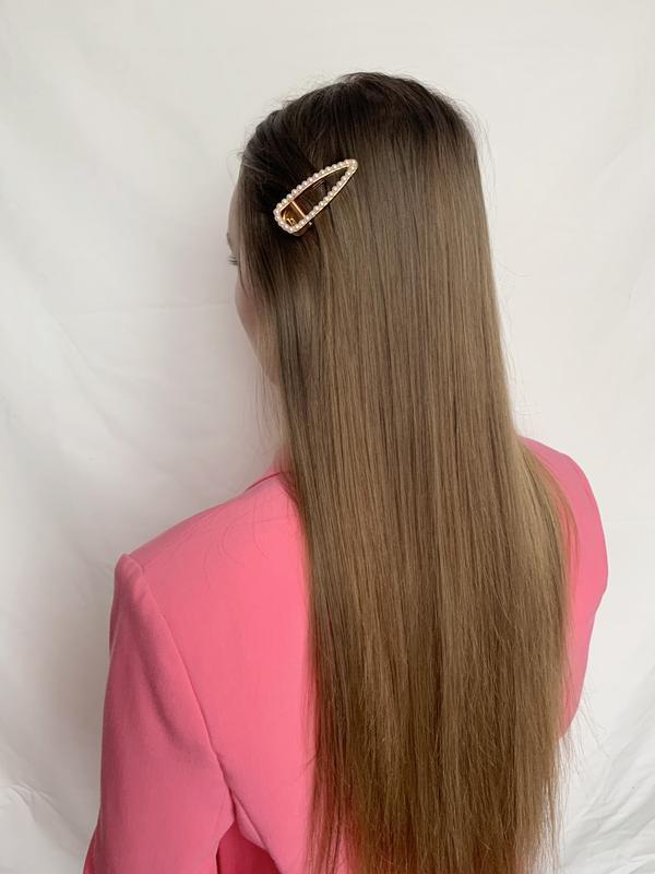 Заколка для волос, для волосся, с жемчужинами, жемчужины, перл...