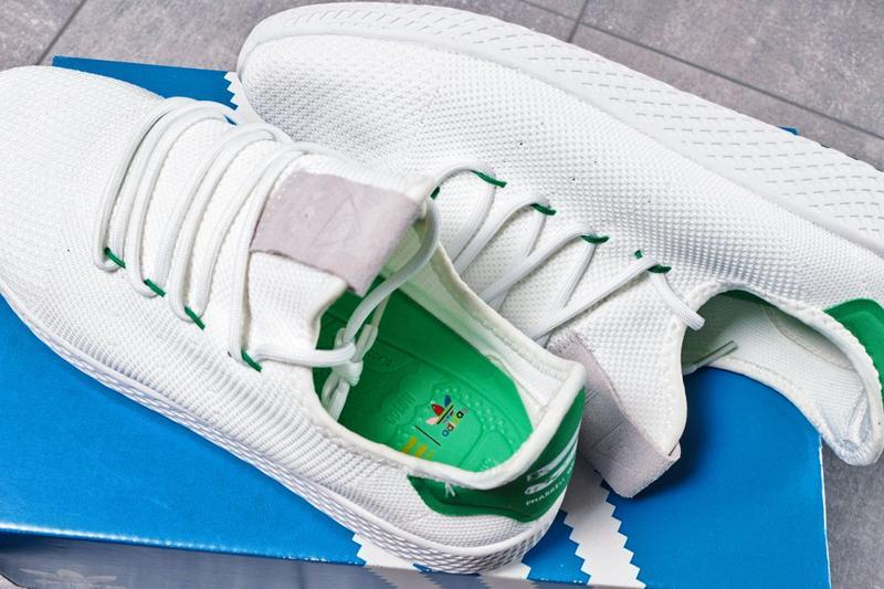 Кроссовки: adidas pharrell williams. - Фото 3