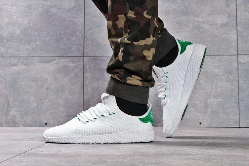 Кроссовки: adidas pharrell williams. - Фото 7