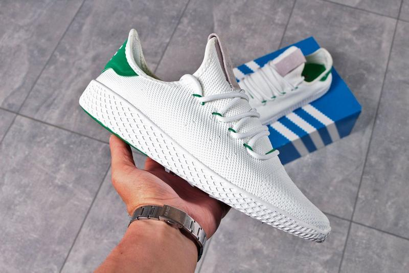 Кроссовки: adidas pharrell williams. - Фото 8
